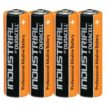 Pila LR06 AA Duracell Industrial 4 unidades