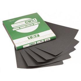Hoja de papel abrasivo impermeable 230x280 Taf CW51 grano 120