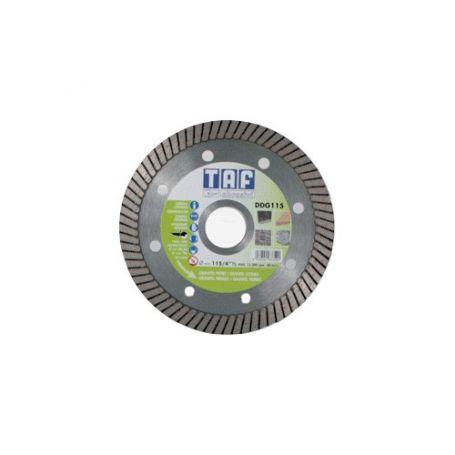 Disco diamantado granito 115x22 Taf DDG115