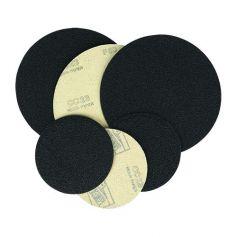 Disco velcro grano 40 papel carburo silicio 115 sin agujero Taf