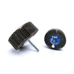 Cepillo de laminas con vastago 60x30x6 Taf RG17 grano 80