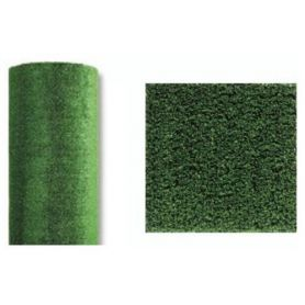 Cesped artificial 6mm 2x5m verde Intermas