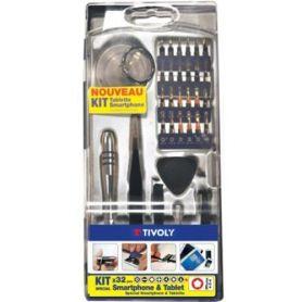 Kit de herramientas para smartphones Tivoly