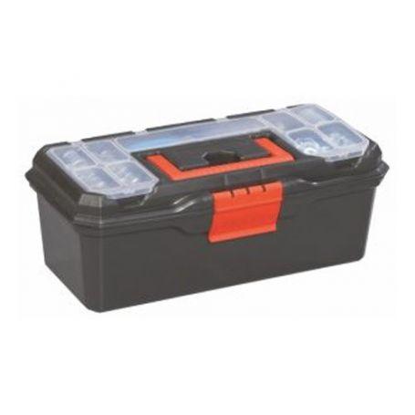 "Caja herramientas plástico 13"" 320x150x135 Mercatools"
