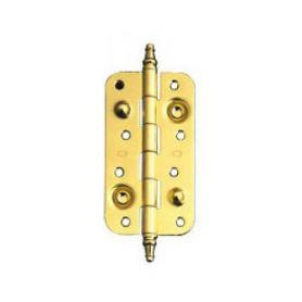 Bisagra de seguridad modelo 566 150x80mm latón barnizado Amig