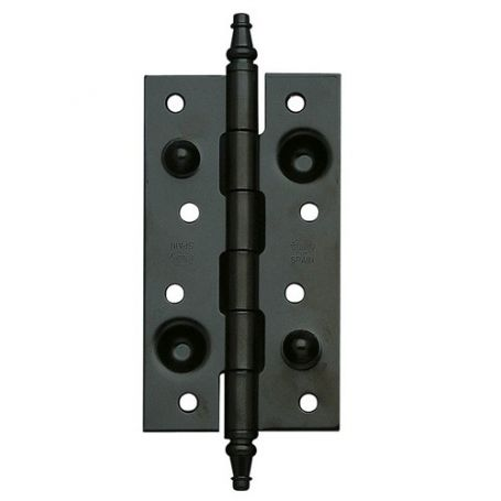 Bisagra de seguridad modelo 561 150x80mm negro exposy mate Amig
