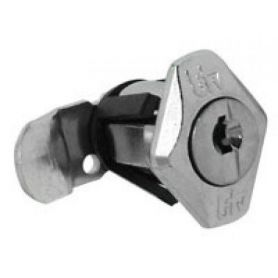 Cerradura buzón Mercurio cromo modelo 60401 BTV