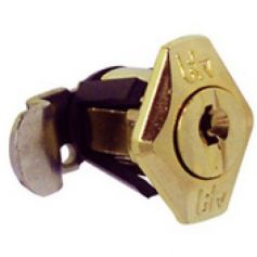 Cerradura buzón Moncayo dorada modelo 60405 BTV