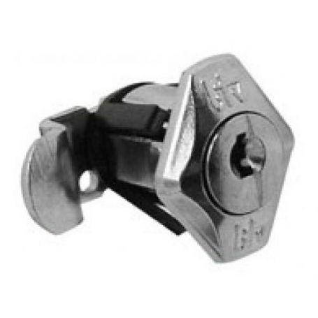 Cerradura buzón Moncayo cromo modelo 60406 BTV