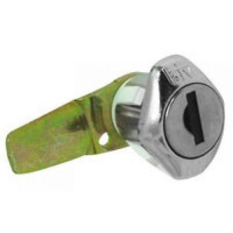 Cerradura para buzón Castillo cromo modelo 60409 BTV