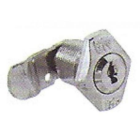 Cerradura para tablón anuncios llaves iguales cromo modelo 60446 BTV