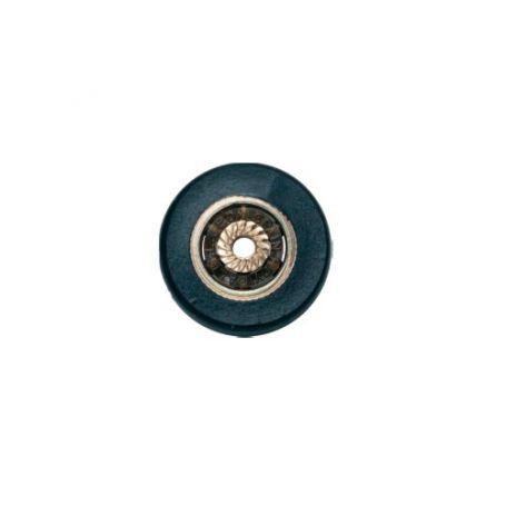 Rodamiento mampara 16x4mm con tornillo inox Cufesan