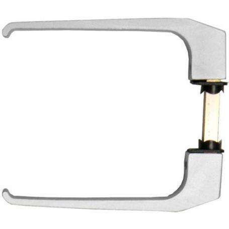 Juego manilla sin escudo aluminio Cufesan