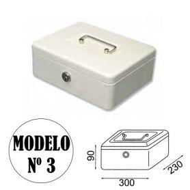 Caja de caudales 1991 de llaves Modelo 3 Tefer
