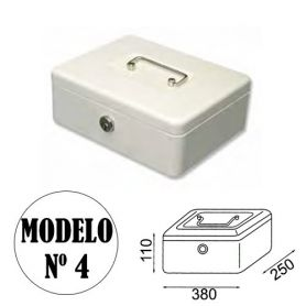 Caja de caudales 1991 de llaves Modelo 4 Tefer