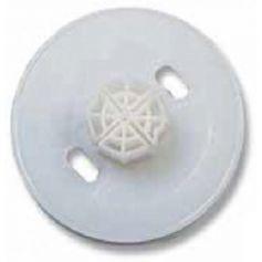 Disco para persiana de plastico sin espiga 130x40 C-22mm Tefer