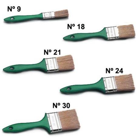 Paletina semi-triple mango verde nº 9 Barbosa