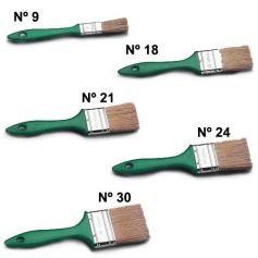 Paletina semi-triple mango verde nº 30 Barbosa