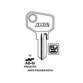Llave serreta grupo C mod AB-6I (caja 50 unidades) JMA