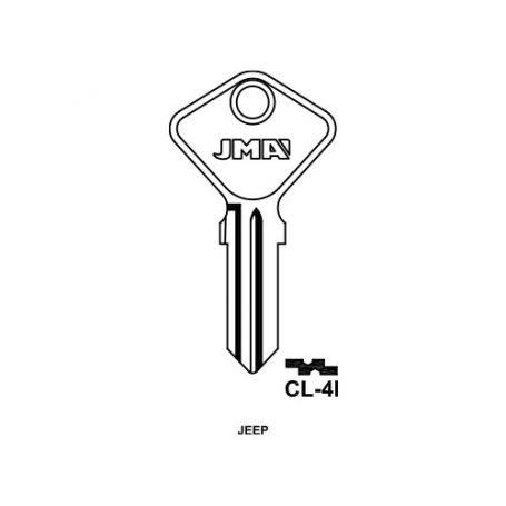 Llave serreta grupo C modelo CL-4I (caja 50 unidades) JMA