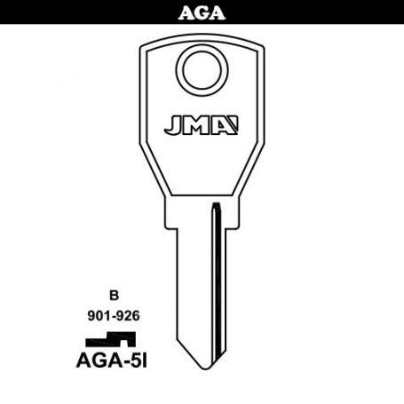 Llave serreta grupo B modelo AGA-5I