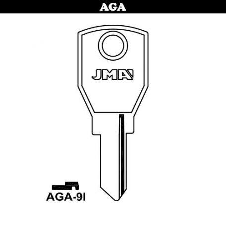 Llave serreta grupo B modelo AGA-9I
