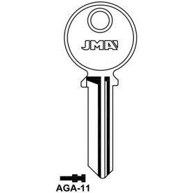 Llave serreta grupo A modelo AGA-11 (caja 50 unidades) JMA