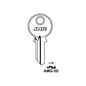 Llave serreta grupo B modelo AMG-3D (caja 50 unidades) JMA