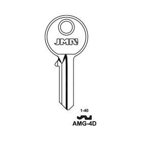 Llave serreta grupo B modelo AMG-4D (caja 50 unidades) JMA