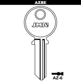 Llave serreta grupo C modelo AZ-6 (caja 50 unidades) JMA