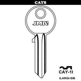 Llave serreta grupo B modelo CAY-1I (caja 50 unidades) JMA