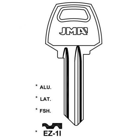 Llave serreta grupo A modelo EZ-1I (caja 50 unidades) JMA