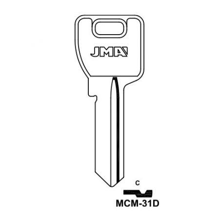 Llave serreta grupo a modelo mcm31d (caja 50 unidades) JMA
