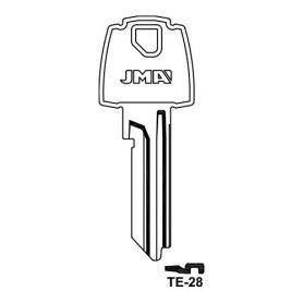 Llave serreta grupo A modelo TE-28 (caja 50 unidades) JMA