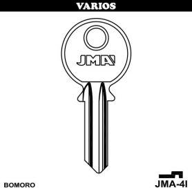 Llave serreta grupo b modelo jma4i (caja 50 unidades) JMA