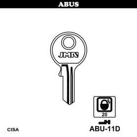 Llave serreta grupo C modelo ABU-11D (caja 50 unidades) JMA