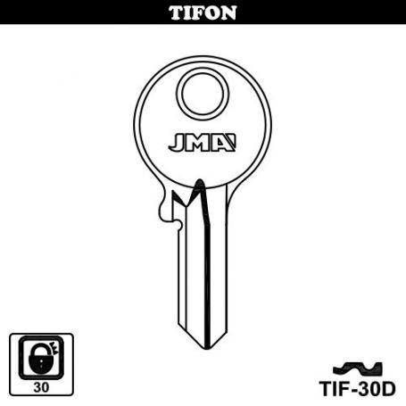 Llave serreta grupo b modelo tif30d (caja 50 unidades) JMA