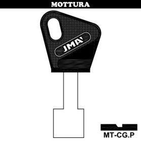 Llave seguridad laton plastico modelo mtcgp (bolsa 10 unidades) JMA