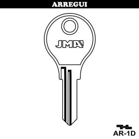 Llave serreta grupo b modelo ar1d (caja 50 unidades) JMA