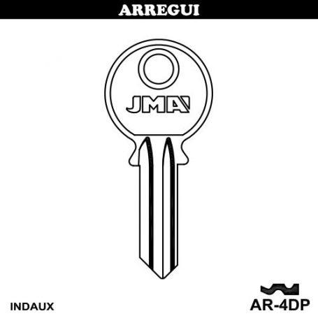 Llave serreta grupo b modelo ar4d (caja 50 unidades) JMA