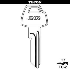 Llave serreta grupo C modelo TC-2 (caja 50 unidades) JMA