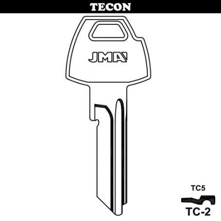 Llave serreta grupo C modelo TC-2