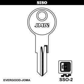 Llave serreta grupo C modelo SSO-2 (caja 50 unidades) JMA
