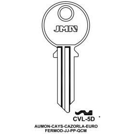 Llave serreta grupo A modelo CVL-5D (caja 50 unidades) JMA