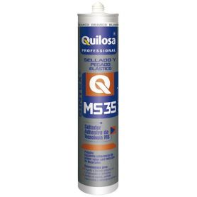 Sintex MS-35 Sellado y Pegado cartucho 300ml. blanco Quilosa
