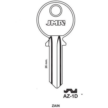 Llave serreta grupo A modelo AZ-1D