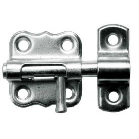 Pasador de hierro 35mm niquelado Micel