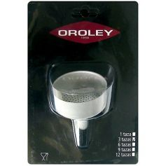 Embudo para cafetera de 6 tazas Oroley