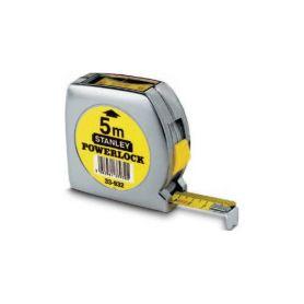 Flexometro powerlock lectura directa 5m x 19mm stanley