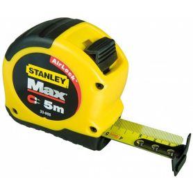 Flexómetro Stanley Max magnético 5m x 28mm